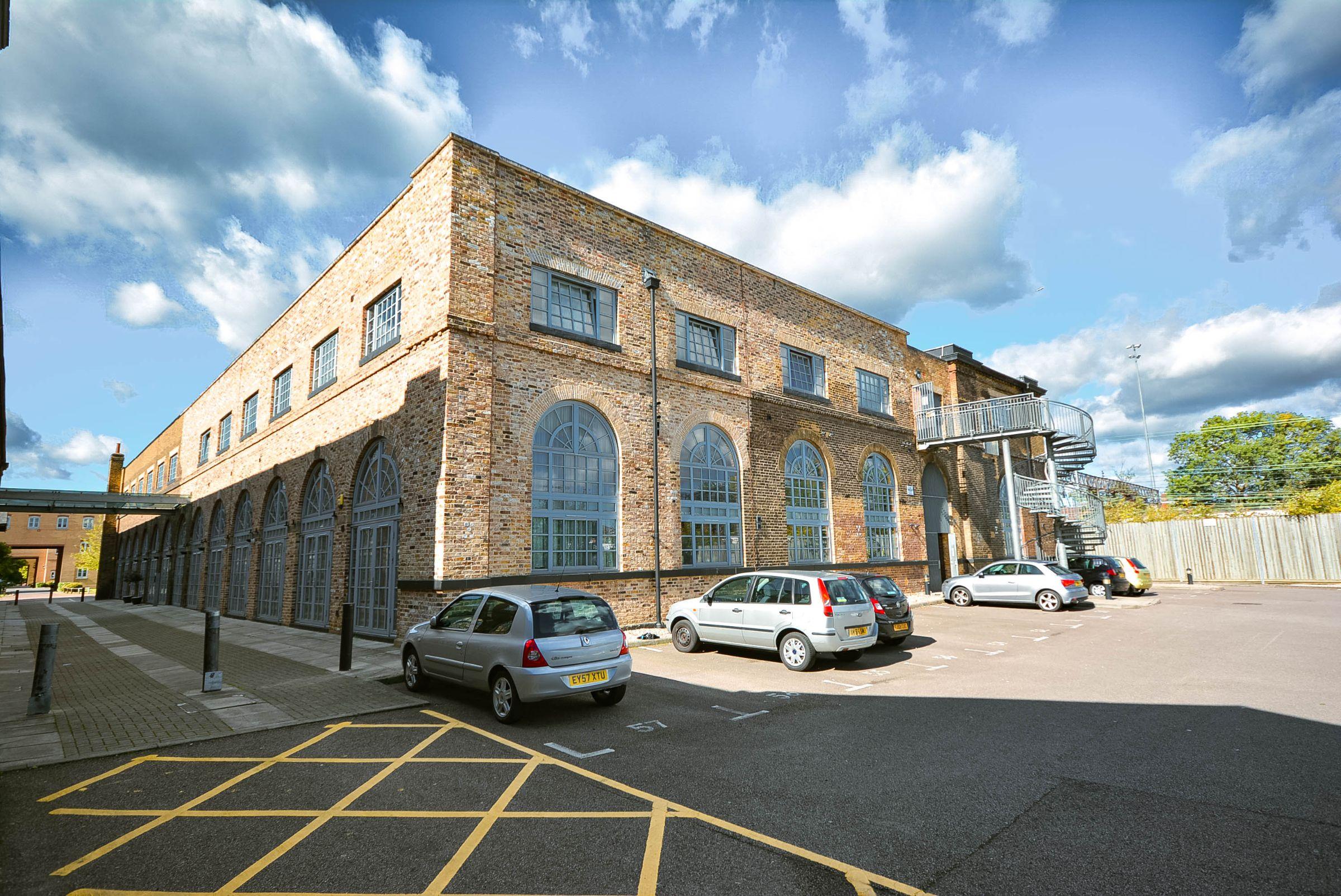 North Block, The Railstore, Kidman Close, Gidea Park, Romford